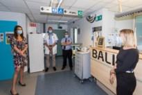 Premier Wilmès brengt geheim bezoek aan Hasseltse Jessa Ziekenhuis