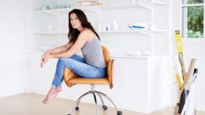 """Houthalense Martine Thoelen ruilde catwalk in voor porseleinatelier: """"Ik ben graag alleen, maar modellenleven was eenzaam"""""""