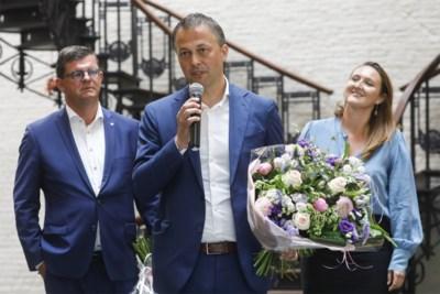 Open Vld krijgt met Egbert Lachaert nieuwe voorzitter en nieuwe naam