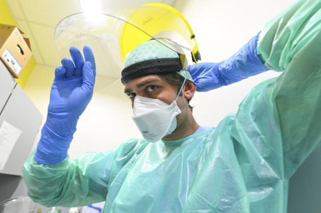 Eén corona-overlijden in Limburgs rusthuis, 83 nieuwe besmettingen
