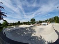 Skateterreinen open