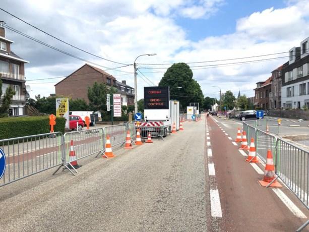 Permanente grenscontrole in Vroenhoven (Riemst) opgeheven