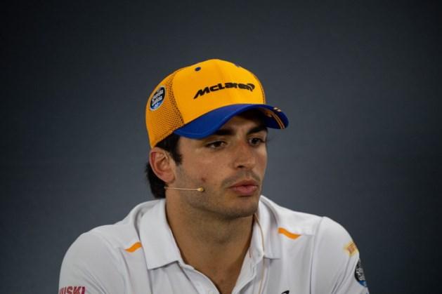 Carlos Sainz dankt McLaren voor medewerking bij overstap naar Ferrari