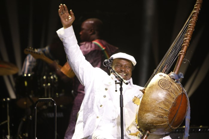 Nooit meer 'Yéké Yéke': Guineese zanger Mory Kanté overleden op 70-jarige leeftijd