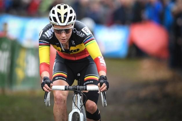 Veldrijdster Sanne Cant rijdt tot 2022 voor IKO-Crelan, Annemarie Worst langer bij Team 777