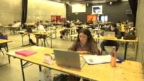Ook in coronatijden willen studenten blokken in blokbar