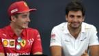 """Leclerc over de komst van Sainz naar Ferrari: """"Hij zal mij opjagen want hij wordt moeilijk te kloppen"""""""