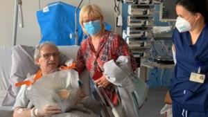 Coronapatiënt mag na 58 dagen intensieve SFZ verlaten