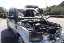 Range Rover brandt uit in Tuilt