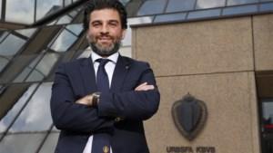 Antwerp naar UEFA om dubbele pet van Mehdi Bayat aan te vechten, ook klacht van Duchâtelet