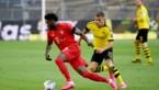 "Alphonso Davies deed monden openvallen na Dortmund-Bayern: ""Meep meep, hier komt de FC Bayern Road Runner!"""
