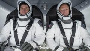 LIVE.  Historische ruimtevlucht geaborteerd: storm gooit roet in het eten
