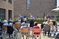Concert voor bewoners van Hogevijf Stadspark