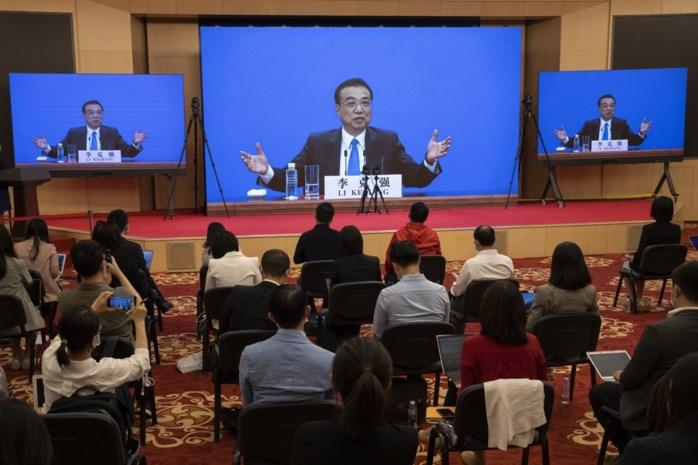 """Chinese premier reageert op omstreden veiligheidswet in Hongkong: """"Om stabiliteit en welvaart te verzekeren"""""""