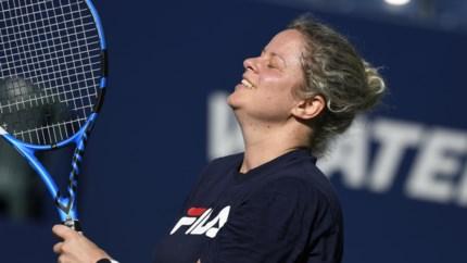 Kim Clijsters kan in juli eerste toernooi spelen