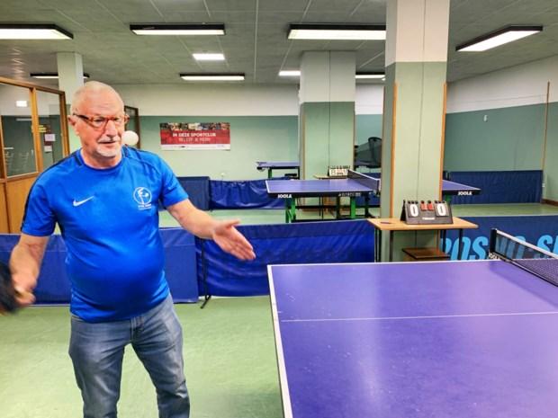 """Geen huisvesting meer voor pingpongclub: """"Dit is ons einde"""""""