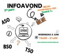 Online infoavond bij GO! Atheneum Sint-Truiden