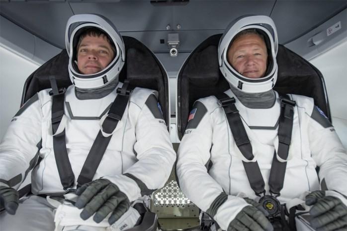 Historische ruimtevlucht geaborteerd: storm gooit roet in het eten