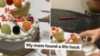 Vrouw deelt trucje van mama om taart perfect aan te snijden: internet reageert dolenthousiast