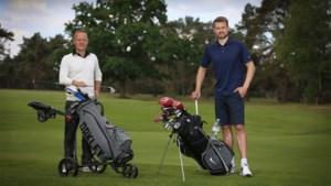 VIDEO. Onze chef Sport ging golfen met Simon Mignolet