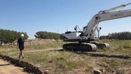 7 hectare nieuwe kmo-zone biedt plaats aan 20 ambachtelijke bedrijven