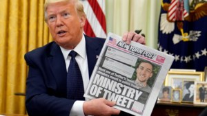 Trump op ramkoers met Twitter: president tekent decreet om macht van sociale media in te perken