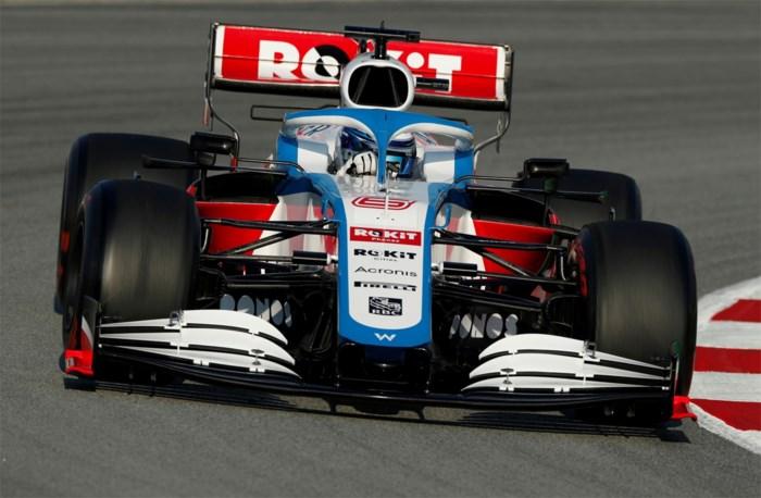 Formule 1-team Williams staat te koop