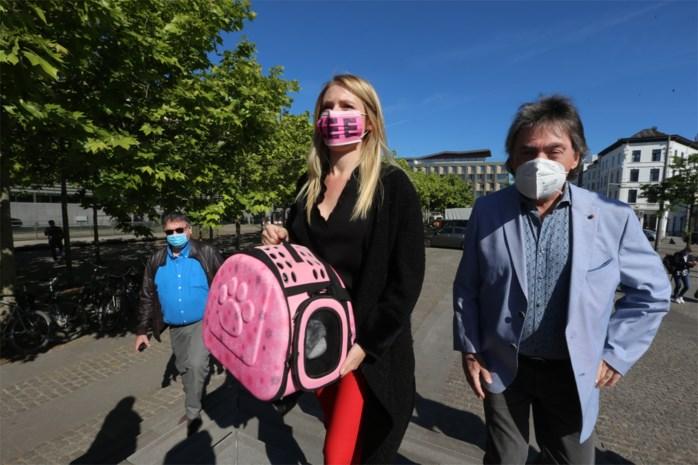 Van Ranst en Van Gucht oneens over quarantaine katje Lee