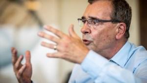 """Rector Luc De Schepper: """"Vlaamse regering benadeelt UHasselt bij haar uitbreiding"""""""