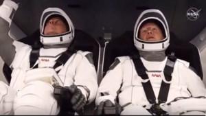 Historische ruimtevlucht SpaceX met succes gelanceerd: