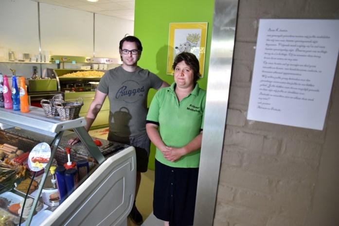 Frituur Mollehol sluit na meer dan halve eeuw de deuren
