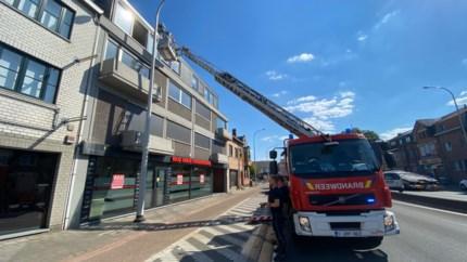 Rookontwikkeling in appartement aan Kempische Steenweg