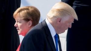 Merkel weigert uitnodiging van Trump voor G7-top in Washington