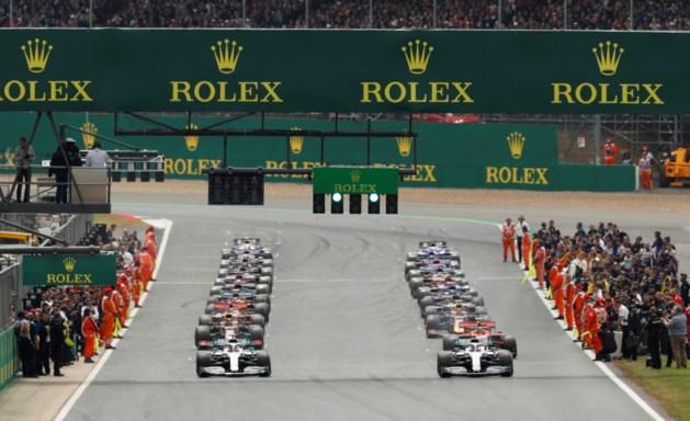 Bernie Ecclestone rekent op nog zeker acht Grote Prijzen F1 in 2020
