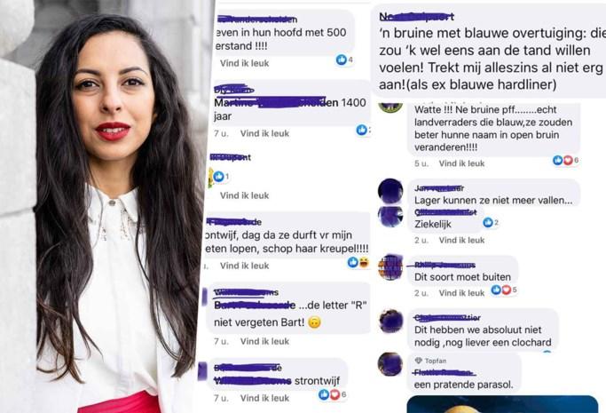 """Nieuwe woordvoerster van Open VLD krijgt racistische """"bagger"""" naar hoofd geslingerd: """"Maakt mijn voornaam mij minder Vlaams?"""""""