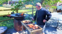 Dorpsbarbecue in eigen bubbel in Widooie