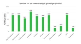 Eén op de drie Limburgse gemeenten al vijf dagen coronavrij, maar plotse stijging in Tongeren