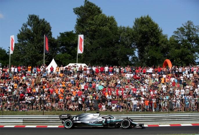 """Mercedes is als enige gekant tegen sprintrace met omgekeerde startopstelling"""
