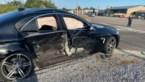 Eén gewonde na botsing op Taunusweg in Bilzen