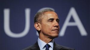 """Obama spreekt relschoppers toe: """"Jullie brengen onschuldige mensen in gevaar"""""""