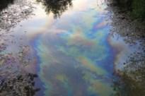 Twee dagen op rij olievervuiling op de Mangelbeek