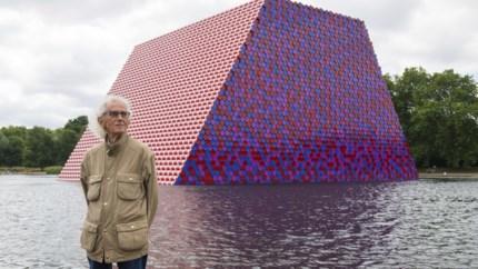 Legendarisch kunstenaar Christo (84) is overleden