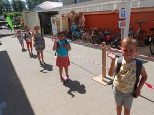 Kleuters De Kleurdoos voor de tweede keer 'terug naar school'