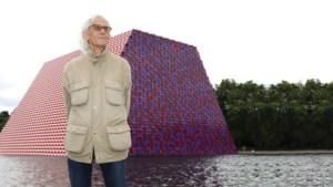 Wereldberoemde kunstenaar Christo (84) overleden