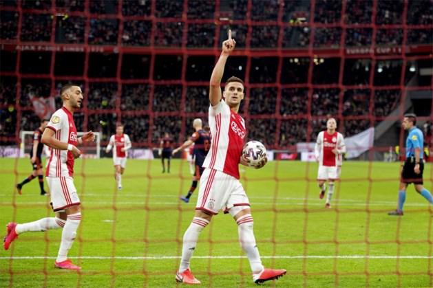'Deltaplan' moet Nederlands voetbal uit coronacrisis halen (met dank aan de Duitsers)