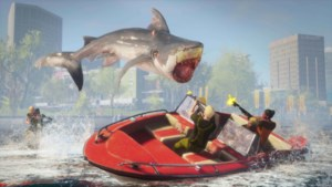 Haai in the sky: grappigste game sinds lang zet haai in de hoofdrol