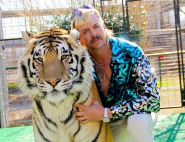 'Tiger King' Joe Exotic is zijn zoo kwijt aan aartsrivale Carole Baskin