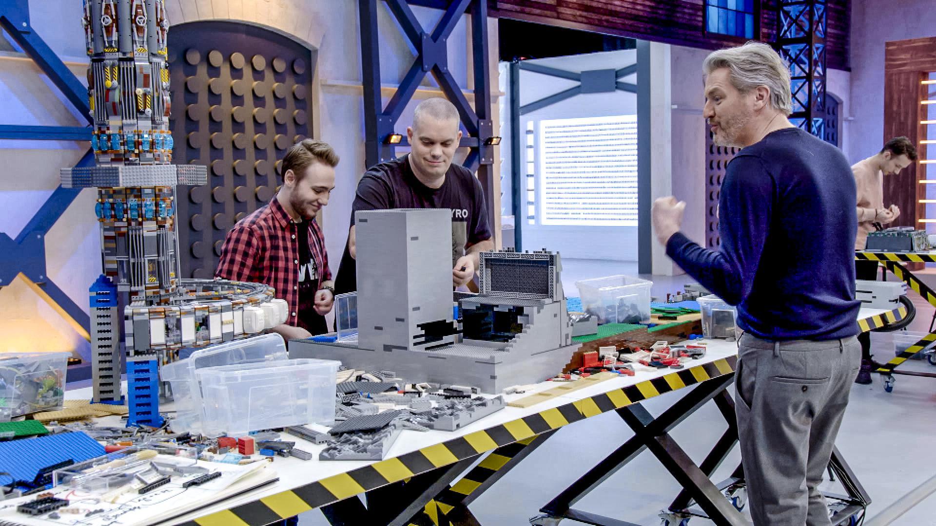 Bilzenaar Björn verliest LEGO-strijd van Nederlandse duo's