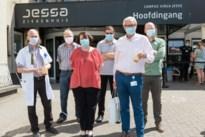 Hasseltse imkersbond schenkt 500 potjes honing aan Jessa