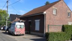 Politie valt binnen in huis in kader van drugsonderzoek